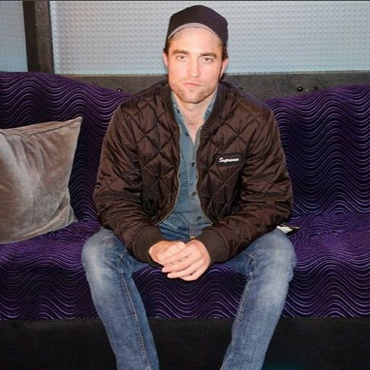 Rob Pattinson @ the Howard Stern Show