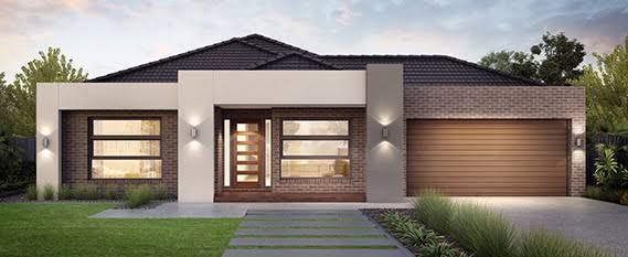 Image result for single storey house facade design