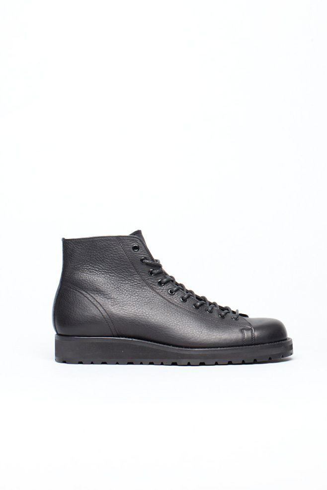 Yohji Yamamoto Monkey Boot (Black)
