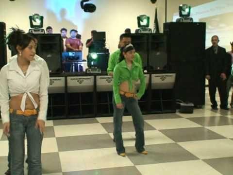 Cumbia Texana - Baile Sorpresa - 4-18-2009