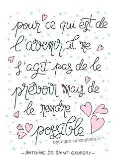 Citation d'Antoine d