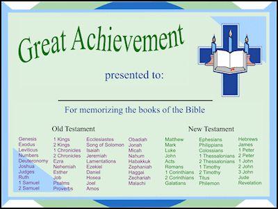 Memory Books & Tools - Scripture Memory Fellowship