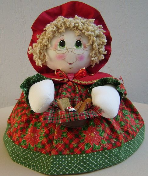 Mamãe Noel Cobre Bolo