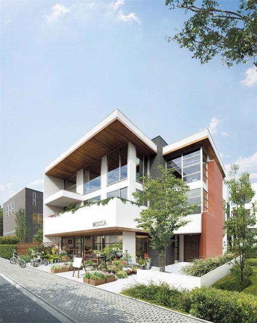 住友林業の注文住宅・事例紹介「お店のある家づくり~店舗併用住宅」です。写真や間取り、価格など、詳しい事例をご覧いただけます。注文住宅のことなら注文住宅の総合情報サイト・ハウスネットギャラリー