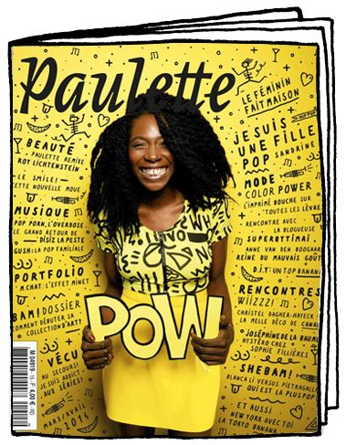 Les 25 meilleures id es de la cat gorie paulette magazine for Abonnement magazine design