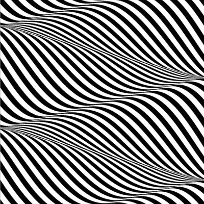Asombrosas ilusiones opticas