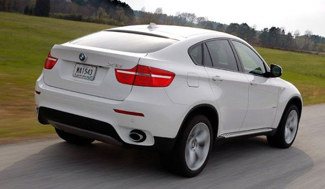 1001 Coches: BMW X6