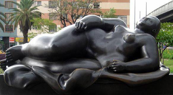 Fernando Botero; Pintor, dibujante y escultor colombiano, en el que la monumentalidad, el humor, la ironía y la ingenuidad se combinan