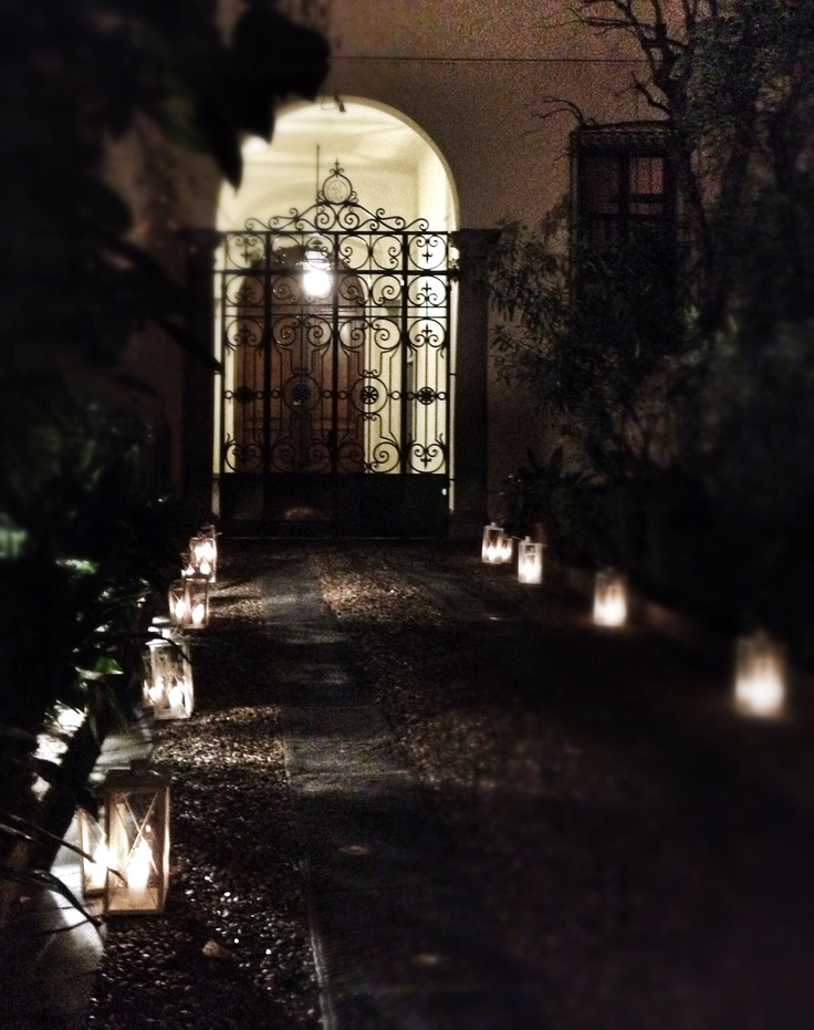 Lanterns. La Rosa Canina FIRENZE www.larosacaninafioristi.it