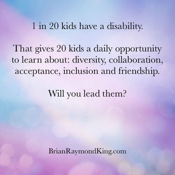 Disability Malayalam Quotes 2: 28 Best Inclusion Quotes Images On Pinterest