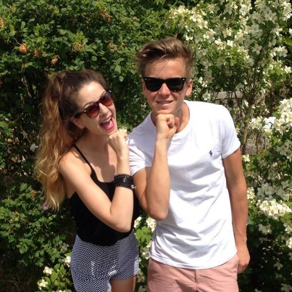 ZOELLA & THATCHERJOE // pinterest : teenageovercast ❤