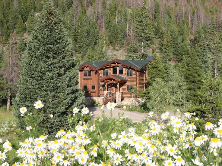 Other Breckenridge Properties Vacation Rental   VRBO 458955   4 BR  Breckenridge House In CO, Beautiful Log Lodge On The Blue River, Close To.