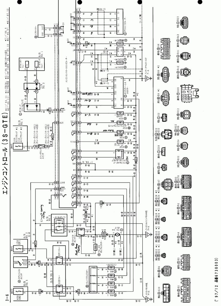 17+ 3Sgte Engine Wiring Diagram