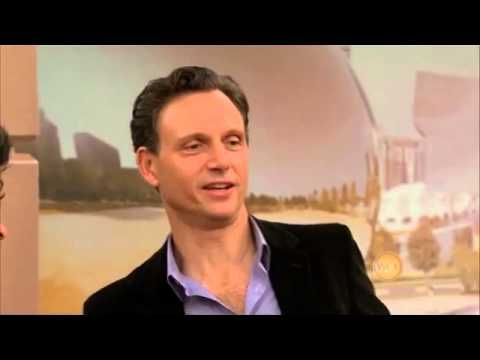 Scandal Star Tony Goldwyn stops by Windy City Live to talk Scandal and Divergent.