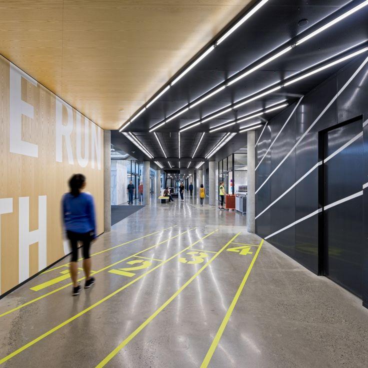 Interior Design Ideas For Home Gym: 25+ Best Gym Interior Ideas On Pinterest