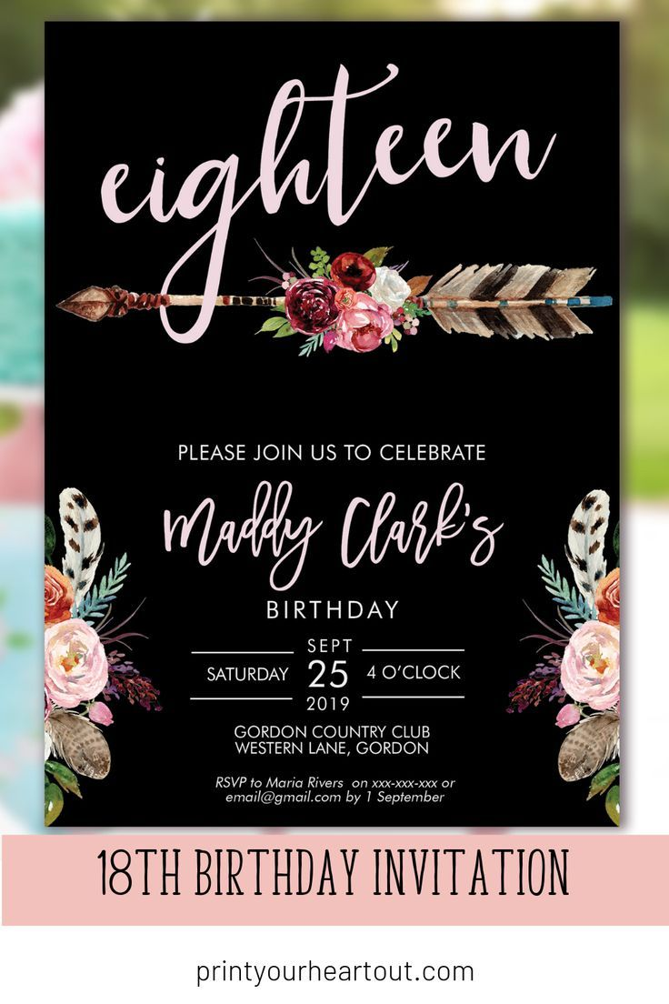 Print Your Own Birthday Invitations This Invitatio Free Printable Birthday Invitations Free Printable Birthday Invitations Girl Printable Birthday Invitations