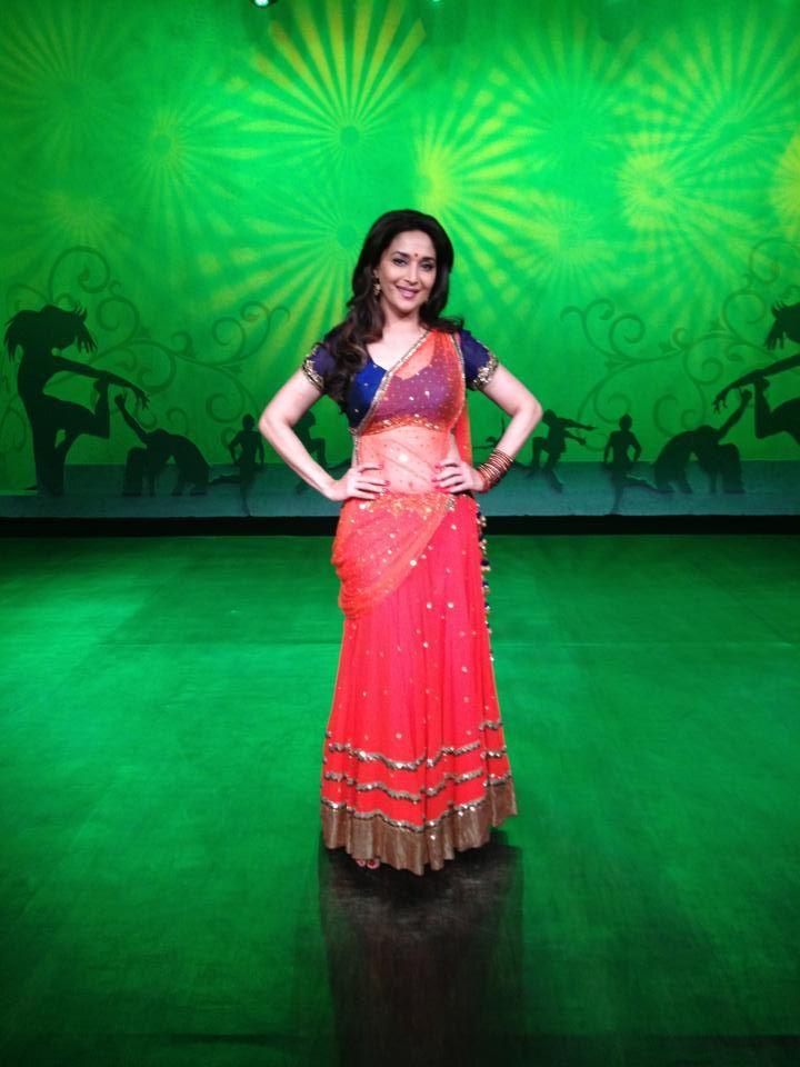 Dance With Madhuri Ghagra Lesson