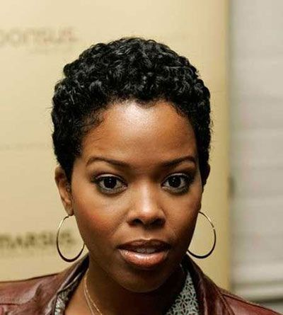 Cropped Short Afro Latest Hair Trends In 2016
