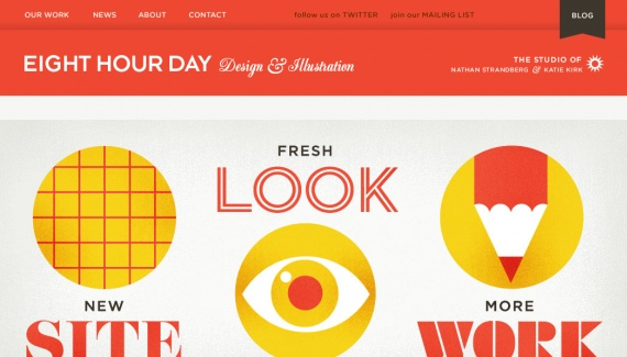 eight hour day via site inspire