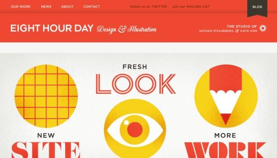 eight hour day via site inspire