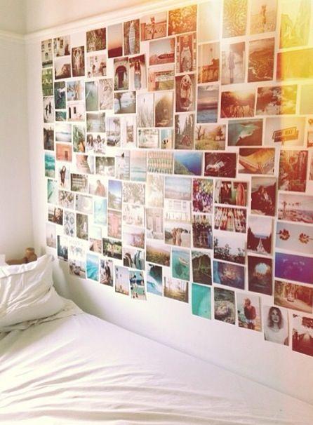 photo wall x2