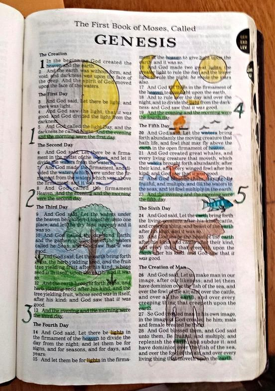 Bible Art by Vicky Murphy