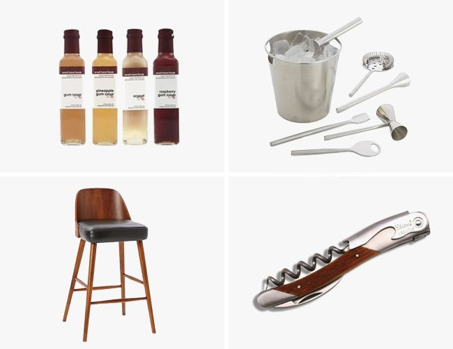 From bar stools to bar tools, this is everything you need to serve better…