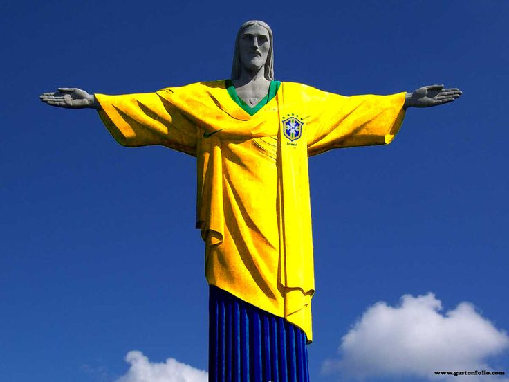 corcovado ready for the.world cup 2014