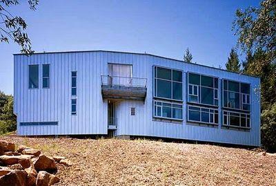 Casa Pré-Fabricada em Santa Rosa, Califórnia / Prefab Home in Santa Rosa, California