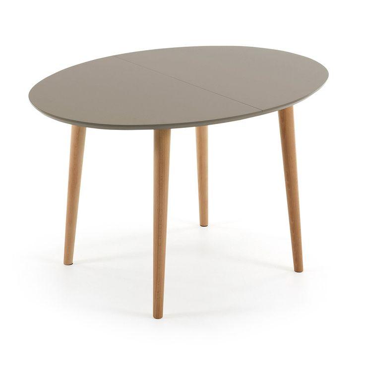 1000 id es sur le th me table ovale sur pinterest mobilier de salle mange - Table a manger ovale design ...