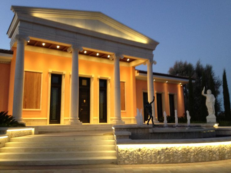 Alexander Palace at Cyprus Architect & Interior Design by Levente Karacsony