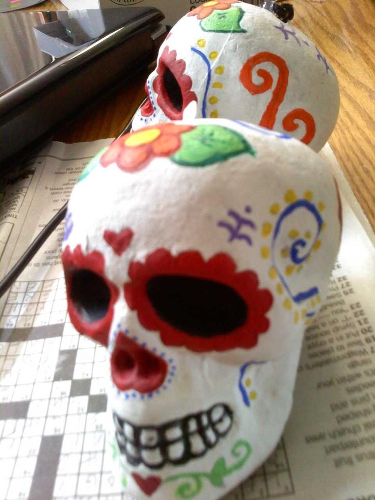 95 Best Painted Masks Skulls Images On Pinterest