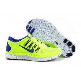 Nike Free 5.0+ Unisexsko Grønn Blå | Nike sko tilbud | billige Nike sko på nett | Nike sko nettbutikk norge | ovostore.com