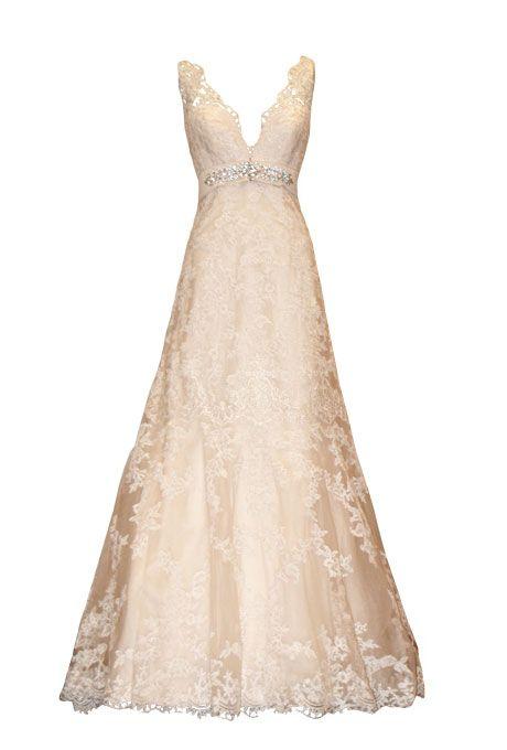 Brides: Wedding Dresses for Petite Girls  Wedding Dress Styles and Petite Dresses