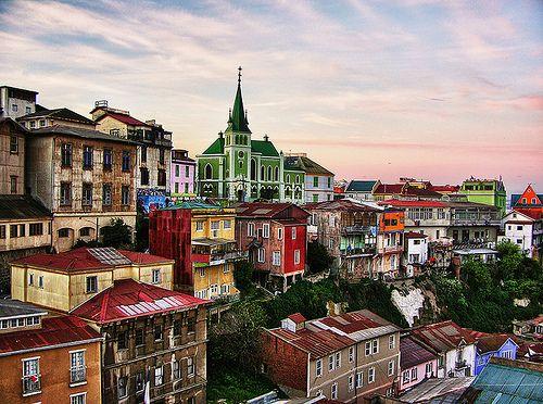 #Valparaiso, Chile