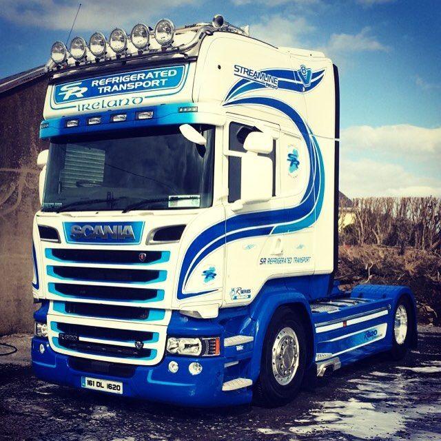 The new Lorry 🙅🏻👌🏻 #scania #R620 #161DL1620 #alcowheels #allonair #low #streamline