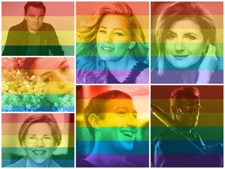 26 Million People Change Profile Pictures With Facebook's Rainbow Pride Filter