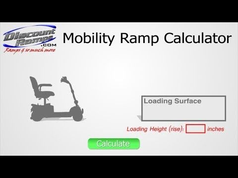Wheelchair Ramp Slope | How To Build Wheelchair Ramp | Wheel Chair Ramp Specs