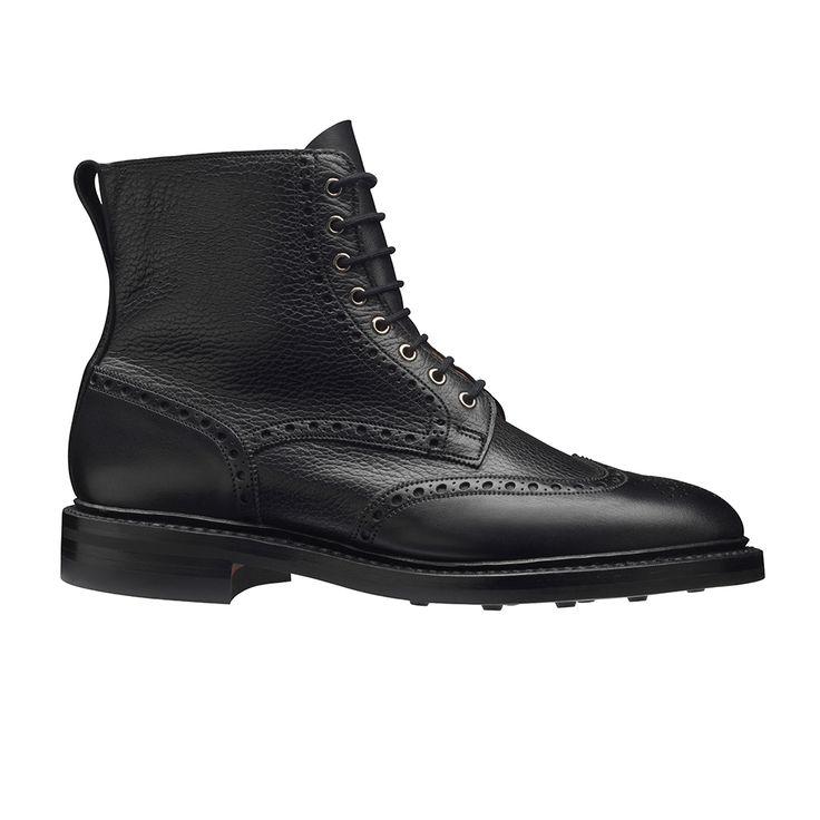 Boots of a lifetime - Crockett and Jones