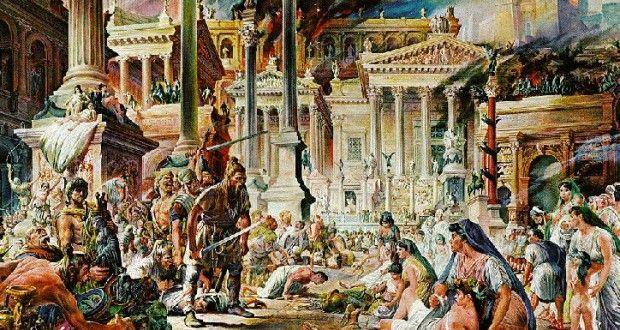 Rome – Les Invasions Barbares | Italie-decouverte