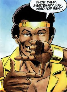 Black Superhero: Buck Wild All the way back in 1972 a poor young man by the name of Rufus T. Wild was arrested for a crime he did not commit. Like many innocent people in America he was convinced to take a plea bargain because the possibility of life in prison was all too high. Rufus went to prison and tried his best to stay out of any more trouble deciding to keep his head down and do his time.  However things weren't that simple for him. Rufus was abused by prison guards and inmates alike…