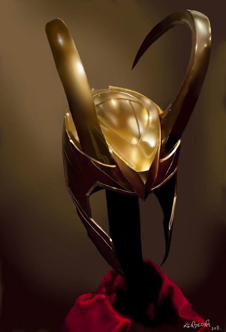 Thor Helmet Movie