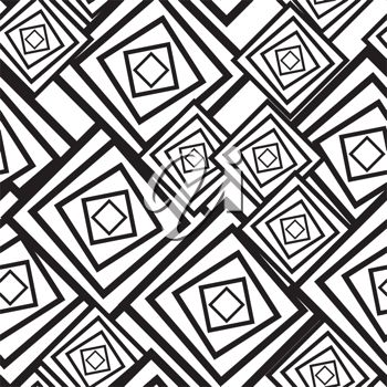 iCLIPART - Royalty Free Clipart Image of a Black and White Background