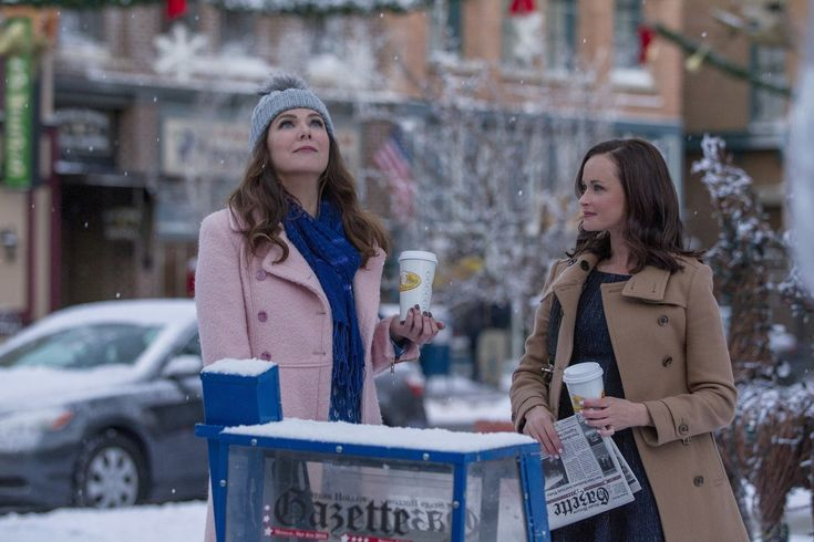 "The Full Story Behind How The ""Gilmore Girls"" Theme Song Came To Be"