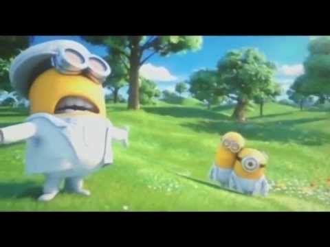 minions singing I Swear lol