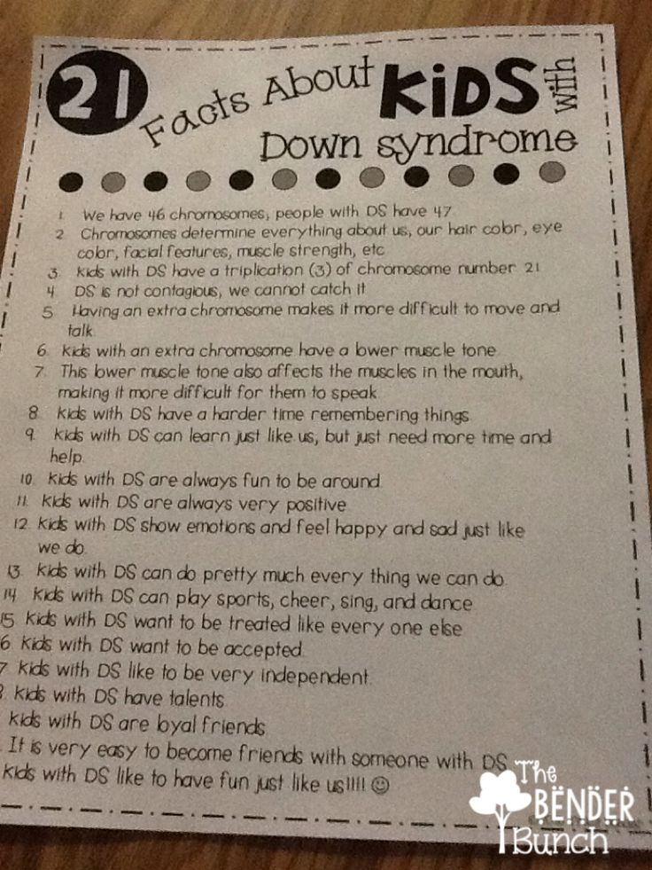 informative down syndrome As a parent it was inspirational and informative with thoughts and applications i could use within my own family  my realization that advancing down syndrome.