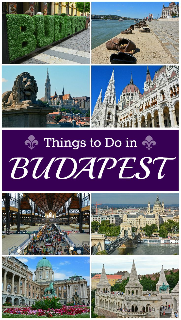 Planning a visit to Hungary's capital? Here's an in-depth look at things to do in Budapest, on both sides of the Danube River!