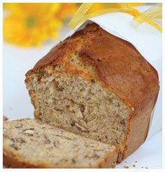 Banana and Nut Bread | Huletts Sugar