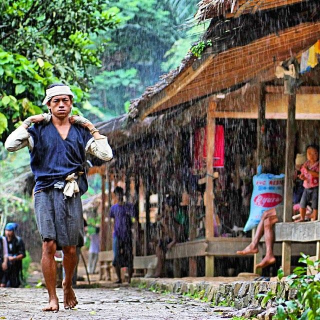 The Baduy call themselves Urang Kanekes. Urang means people in Sundanese, Kanekes is the name of their sacred territory, located in the Kendeng Mountain in south Banten, Java. The Baduy rely on controlled interaction with the outside world to maintain the tradition of their group.