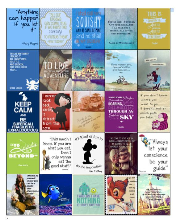 Disney ECLP stickers. Hey, I found this really awesome Etsy listing at https://www.etsy.com/listing/213967399/disney-quotes-for-erin-condren-planner